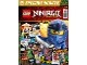 Book No: mag2019njol02nl  Name: Lego Magazine Ninjago Legacy 2019 Issue 2 (Dutch)