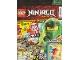 Book No: mag2019njol03pl  Name: Lego Magazine Ninjago Legacy 2019 Issue 3 (Polish)