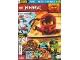 Book No: mag2019njox04pl  Name: Lego Magazine Ninjago 2019 XXL Issue 4(1) (Polish)