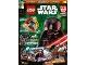 Book No: mag2019sw02nl  Name: Lego Magazine Star Wars 2019 Issue 2 (Dutch)