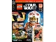 Book No: mag2019sw53de  Name: Lego Magazine Star Wars 2019 Issue 53 (German)