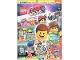 Book No: mag2019tlm01de  Name: Lego Magazine The LEGO Movie 2 2019 Issue 1 (German)