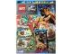 Book No: mag2020jw11de  Name: Lego Magazine Jurassic World 2020 Issue 11 (German)