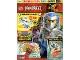 Book No: mag2020njo08pl  Name: Lego Magazine Ninjago 2020 Issue 8 (Polish)