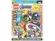 Book No: mag2020shav02de  Name: Lego Magazine Avengers 2020 Issue 2 (German)