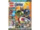 Book No: mag2020shav02pl  Name: Lego Magazine Avengers 2020 Issue 2 (Polish)