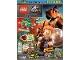 Book No: mag2021jw01pl  Name: Lego Magazine Jurassic World 2021 Issue 1 (Polish)