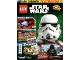 Book No: mag2021sw02pl  Name: Lego Magazine Star Wars 2021 Issue 2 (Polish)