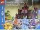 Gear No: 218066  Name: Knights' Kingdom Das Spiel (Ravensburger - German) with 5 Minifigures