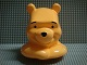 Gear No: 22329  Name: Duplo Storage Container Winnie the Pooh Head (Top)