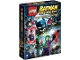 Gear No: 3000048251  Name: Video DVD - Batman The Movie - DC Super Heroes Unite - French Version with Minifigure