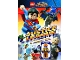 Gear No: 3000064864  Name: Video DVD - Justice League - Attack of the Legion of Doom - French Version with Minifigure
