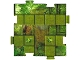 Gear No: 4189443pb02  Name: Orient Gameboard Square - Jungle 2