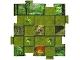 Gear No: 4189443pb07  Name: Orient Gameboard Square - Jungle 7