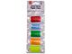 Gear No: 4541572  Name: Paper Clip Set Lego Brick Paper Clips