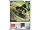 Gear No: 4612931  Name: Ninjago Masters of Spinjitzu Deck #1 Game Card 12 - Cole - International Version