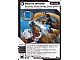 Gear No: 4612932  Name: Ninjago Masters of Spinjitzu Deck #1 Game Card 76 - Storm Shield - International Version