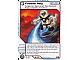 Gear No: 4612937  Name: Ninjago Masters of Spinjitzu Deck #1 Game Card 61 - Freeze Ray - International Version