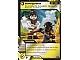 Gear No: 4612938  Name: Ninjago Masters of Spinjitzu Deck #1 Game Card 73 - Safeguard - International Version
