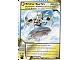 Gear No: 4612943  Name: Ninjago Masters of Spinjitzu Deck #1 Game Card 59 - Snow Surfin' - International Version