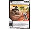 Gear No: 4612944  Name: Ninjago Masters of Spinjitzu Deck #1 Game Card 71 - Endurance - International Version