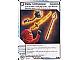 Gear No: 4612947  Name: Ninjago Masters of Spinjitzu Deck #1 Game Card 55 - Pick 'n' Choose - International Version