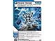 Gear No: 4617235  Name: Ninjago Masters of Spinjitzu Deck #1 Game Card 47 - Power Surge - International Version