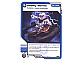 Gear No: 4621822  Name: Ninjago Masters of Spinjitzu Deck #1 Game Card 38 - Shaky Bones - North American Version