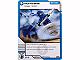 Gear No: 4621847  Name: Ninjago Masters of Spinjitzu Deck #1 Game Card 33 - Hurricane - North American Version