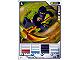 Gear No: 4621850  Name: Ninjago Masters of Spinjitzu Deck #1 Game Card 14 - Cole DX - North American Version