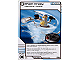 Gear No: 4621855  Name: Ninjago Masters of Spinjitzu Deck #1 Game Card 57 - Chain Crazy - North American Version
