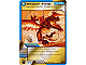 Gear No: 4621858  Name: Ninjago Masters of Spinjitzu Deck #1 Game Card 48 - Weapon Swap - North American Version