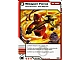 Gear No: 4621869  Name: Ninjago Masters of Spinjitzu Deck #1 Game Card 22 - Weapon Force - North American Version