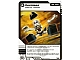 Gear No: 4621870  Name: Ninjago Masters of Spinjitzu Deck #1 Game Card 72 - Reckless - North American Version
