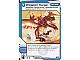 Gear No: 4631411  Name: Ninjago Masters of Spinjitzu Deck #1 Game Card 46 - Weapon Swap - International Version