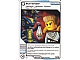 Gear No: 4643439  Name: Ninjago Masters of Spinjitzu Deck #2 Game Card 113 - Surrender - International Version