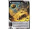 Gear No: 4643465  Name: Ninjago Masters of Spinjitzu Deck #2 Game Card 86 - Rock Fall - International Version