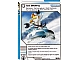 Gear No: 4643469  Name: Ninjago Masters of Spinjitzu Deck #2 Game Card 109 - Ice Gliding - International Version