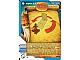 Gear No: 4643473  Name: Ninjago Masters of Spinjitzu Deck #2 Game Card 55 - Spin Circle! - International Version