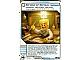 Gear No: 4643489  Name: Ninjago Masters of Spinjitzu Deck #2 Game Card 103 - Stroke of Genius - International Version