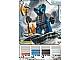 Gear No: 4643492  Name: Ninjago Masters of Spinjitzu Deck #2 Game Card 23 - Mezmo - International Version