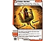 Gear No: 4643529  Name: Ninjago Masters of Spinjitzu Deck #2 Game Card 28 - Chain Strike - International Version