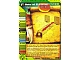 Gear No: 4643630  Name: Ninjago Masters of Spinjitzu Deck #2 Game Card 124 - Gate of Crowns! - North American Version