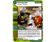 Gear No: 4643648  Name: Ninjago Masters of Spinjitzu Deck #2 Game Card 114 - Extinguish - North American Version