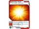 Gear No: 4643649  Name: Ninjago Masters of Spinjitzu Deck #2 Game Card 33 - Blinding Flash - North American Version