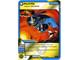 Gear No: 4643650  Name: Ninjago Masters of Spinjitzu Deck #2 Game Card 67 - Backflip - North American Version