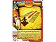 Gear No: 4643652  Name: Ninjago Masters of Spinjitzu Deck #2 Game Card 31 - Gates of Fire! - North American Version