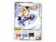 Gear No: 4643661  Name: Ninjago Masters of Spinjitzu Deck #2 Game Card 19 - Zane ZX - North American Version