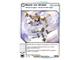 Gear No: 4643662  Name: Ninjago Masters of Spinjitzu Deck #2 Game Card 105 - Black Ice Shield - North American Version