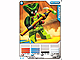 Gear No: 4643683  Name: Ninjago Masters of Spinjitzu Deck #2 Game Card 12 - Spitta - North American Version